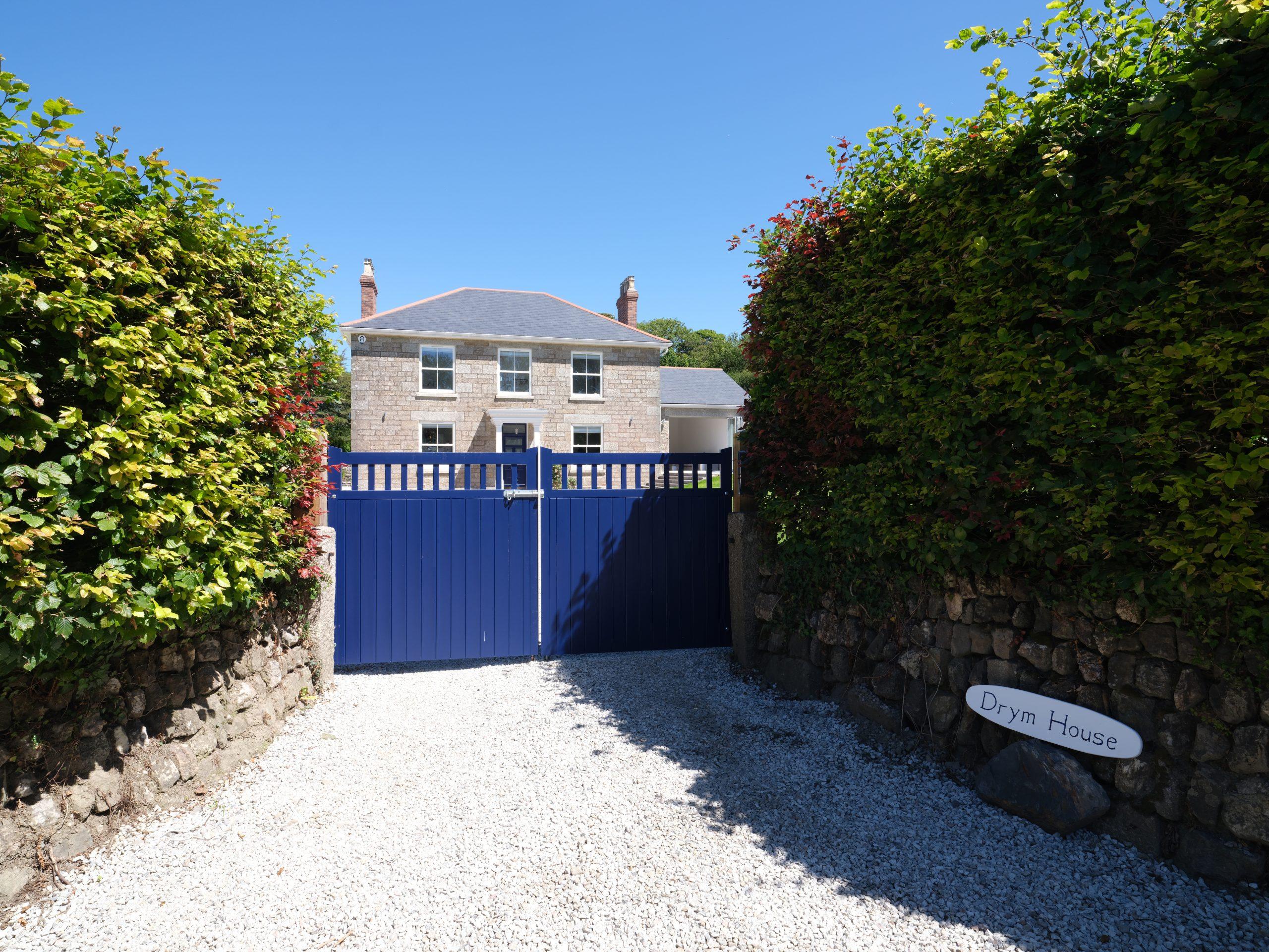 Drym House: Entrance Gate