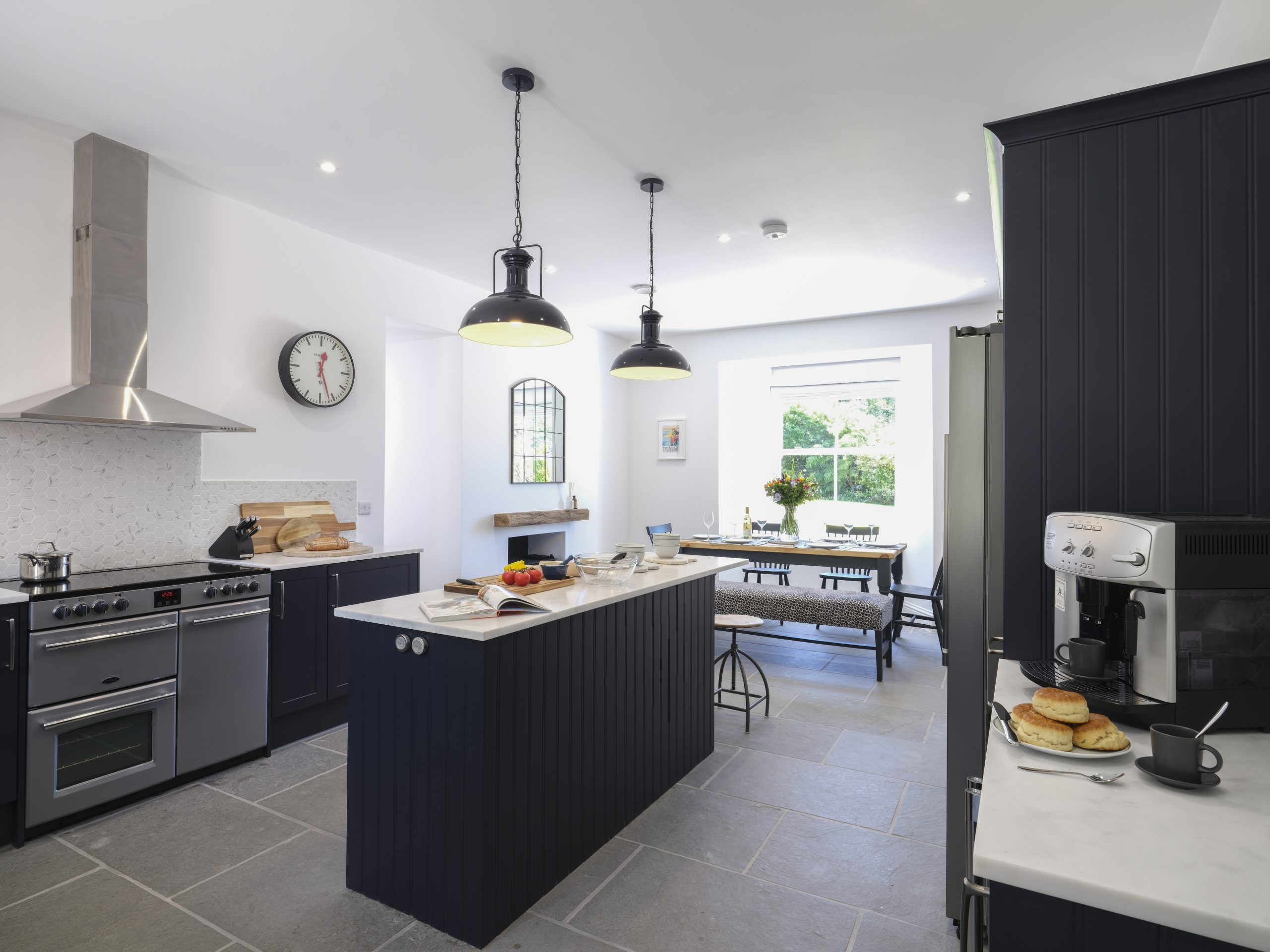 Drym House: Kitchen