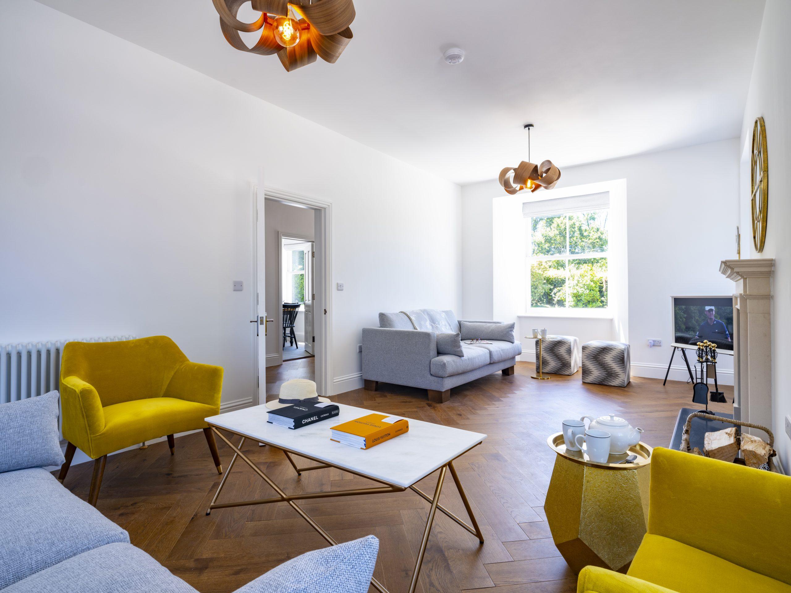Drym House: Formal Lounge