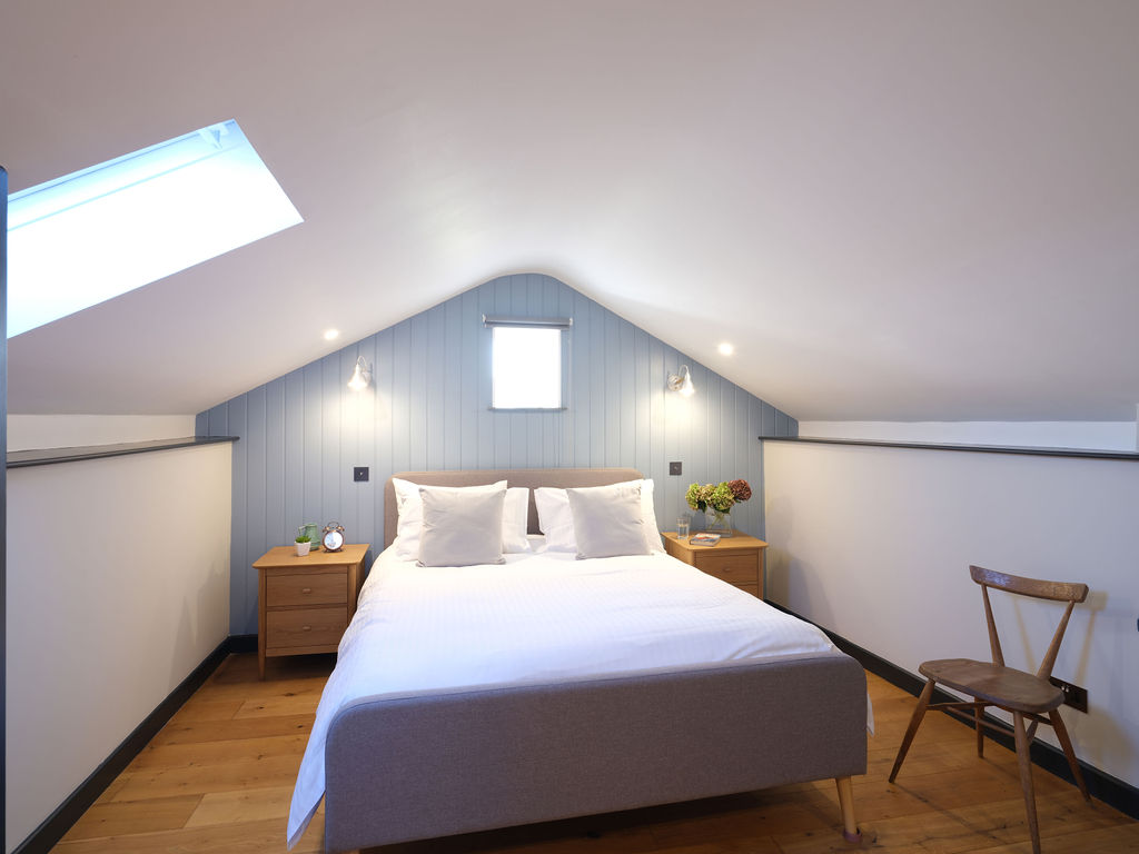 Beagle Cottage: Double Bedroom