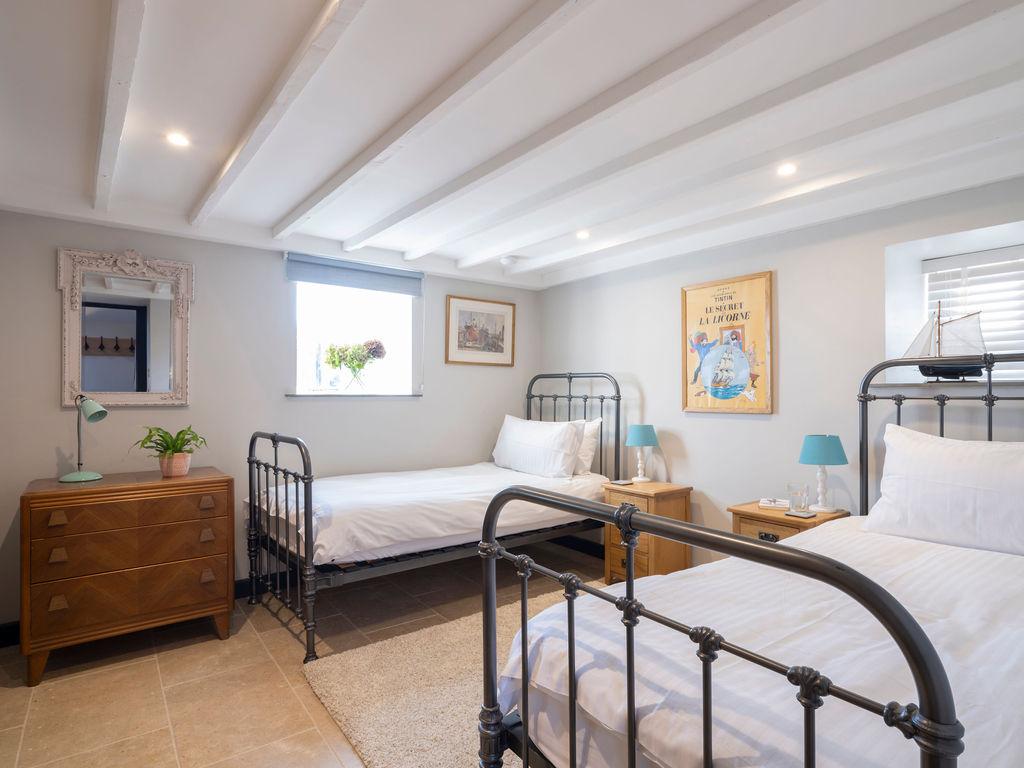 Beagle Cottage: Twin Bedroom